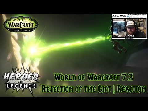 rejection of the gift reaction