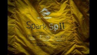 2017 SeaToSummit Spark II sleeping bag