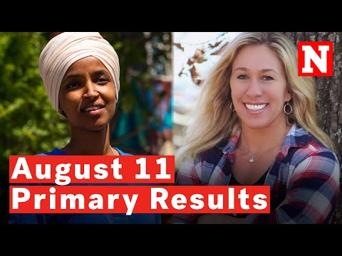 August 11 Primary Results: Ilhan Omar, Marjorie Green Win In Minnesota And Georgia