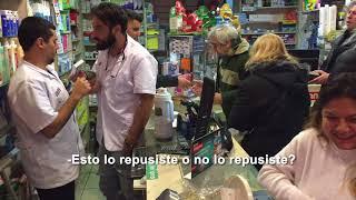 •CÁMARA OCULTA: LOS FARMACÉUTICOS•  Rodriguez Galati #MisaCochina