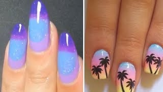 New Nail Art 2019 💄😱 The Best Nail Art Designs Compilation #1