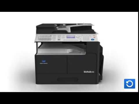 Konica Minolta Bizhub 226 A3 Multifunction Printer