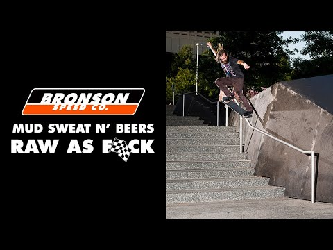 preview image for MUD SWEAT N' BEERS: RAW AF! Townley, Clint, & Zavala's Cross Country Excursion   Bronson Speed Co.