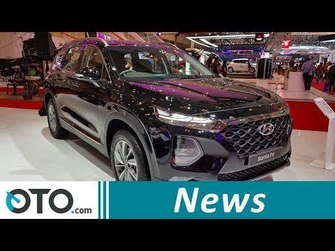 Hyundai Santa Fe Generasi Terbaru Meluncur | GIIAS 2018 | OTO.com