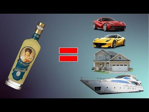 10 Bebidas alcohólicas Más Costosas del Mundo