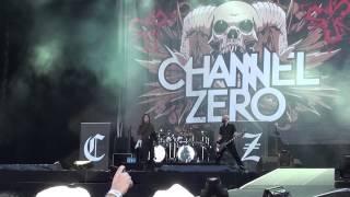 Channel Zero - Suck My Energy - Werchter Boutique 2012