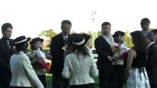 2008/12/27 JGI 中山大障害 レース後 #2