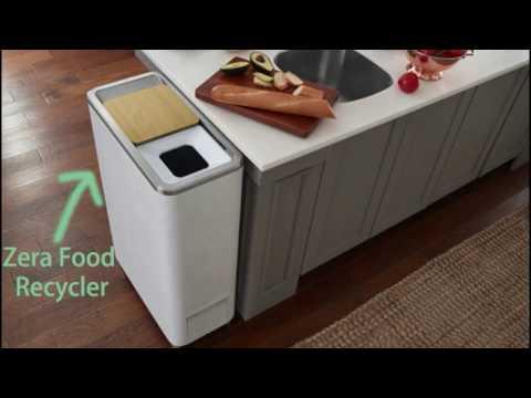 ВИДЕО: Оваа корпа за отпадоци го претвора остатокот од храна во ѓубриво!