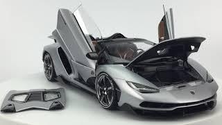 AUTOart Lamborghini Centenario Roadster