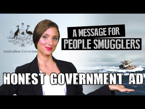 Honest Government Ad | Australia's Refugee Policy