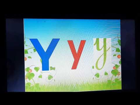 Làm quen chữ cái G - Y