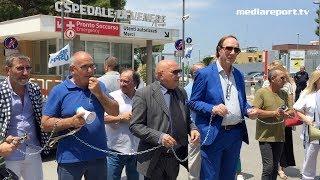 "MEDIAREPORT.TV – Usppi: ""Al Di Venere i ferri operatori si lavano a mano"" – MediaReport.TV"