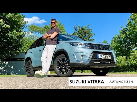 Suzuki Vitara Hybrid Allgrip (129 PS) 2020: SUV im Review, Test, Fahrbericht