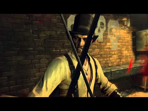 Dishonored DLC : La lame de Dunwall