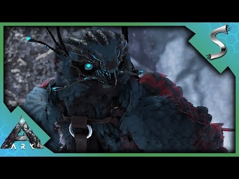 BREEDING FOR A FULLY MUTATED SNOW OWL! - Ark: Extinction [DLC Gameplay E27]
