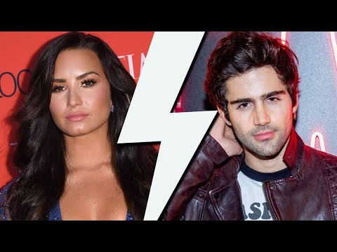 Demi Lovato and Max Ehrich BREAK OFF ENGAGEMENT | Hollywire