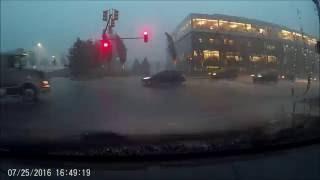 Torrential Rain - 7/25/16