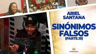 """Sinónimos Falsos """"Versión La COMUNIDAD"""" – Ariel Santana"""