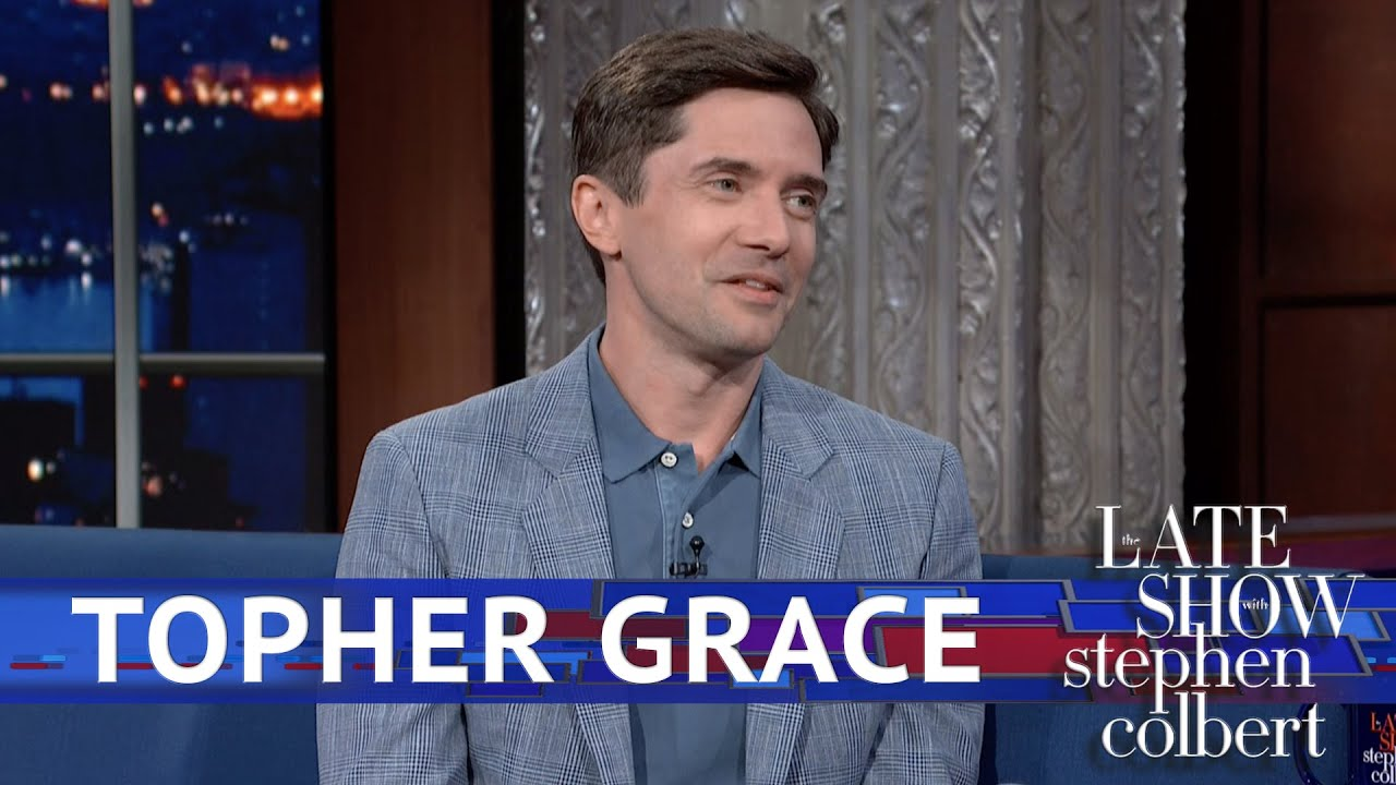 Topher Grace Cut Colbert Out Of His Re-Edit Of 'The Hobbit' thumbnail