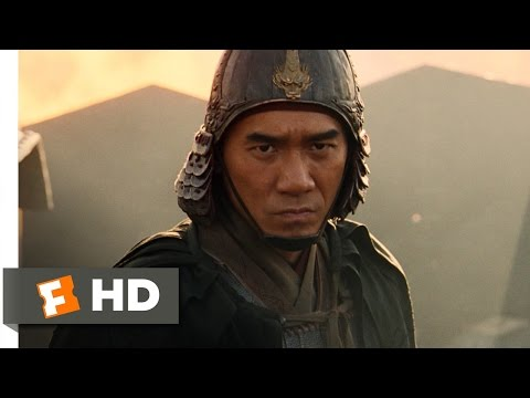 Red Cliff, Part 2 (5/7) Movie CLIP - Phalanx (2009) HD