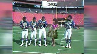 Hula dancing down memory lane: Eric Dickerson remembers Pro Bowl days in Hawaii