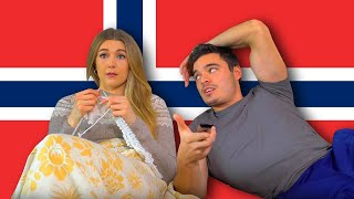 You Know You're Dating a Norwegian Woman When...