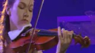 Hilary Hahn Bach Violin Sonata No. 2 Part 2