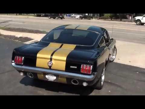 Video of '65 Mustang - R28U