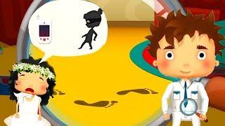 Мультики #ПОЛИЦИЯ и Полицейские машинки Полицейский участок Мультфильмы Игры #для детей Мальчиков