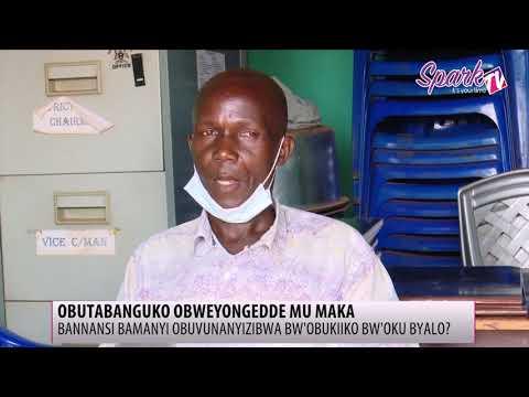 Obutabanguko mu maka n'engeri y'okukigonjoolamu