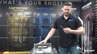 Розыгрыш призов среди покупателей клюшки Bauer Nexus 1N