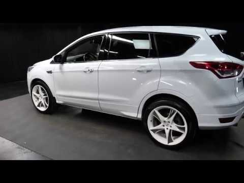 Ford KUGA 2,0TDCi 140 PowerShift AWD Titanium A, Maastoauto, Automaatti, Diesel, Neliveto, RRN-203