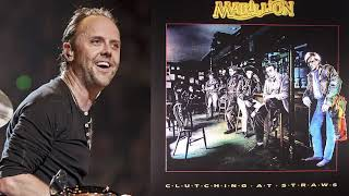 Lars Ulrich loves Marillion!