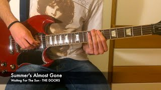 Summer's Almost Gone - Guitar Tutorial