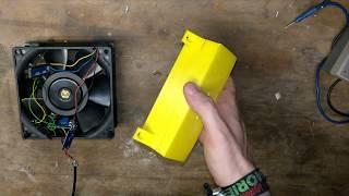 BitBastelei #339 - Hitzefrei: Quick'n'Dirty USB-Ventilator