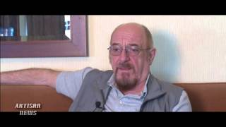 IAN ANDERSON OF JETHRO TULL TALKS AQUALUNG 45TH ANNIVERSARY IN 2016