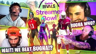 THE STREAMER BOWL GOT SWEATY! FT. KYLER MURRAY, MIKE EVANS & NICKMERCS