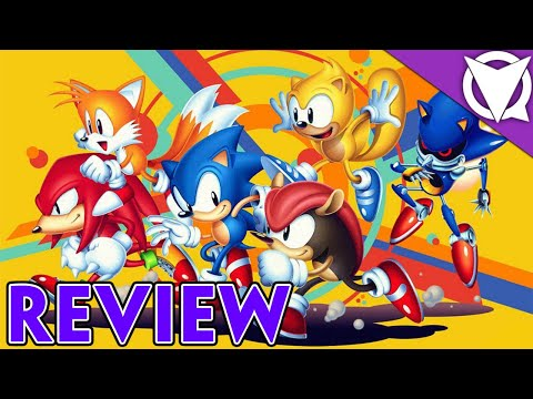 Sonic Mania Review video thumbnail