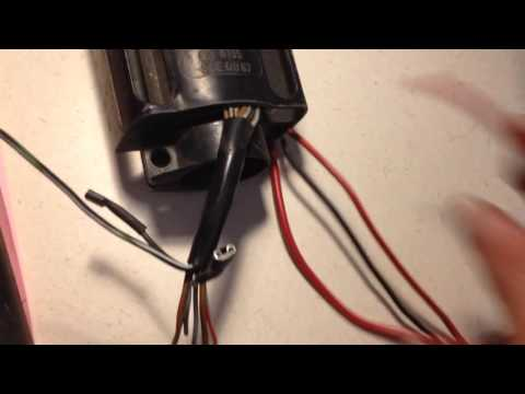 How to wire turn signals on a VW dune buggy.