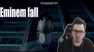 Реакция dr4m4 на Eminem-fall / dr4m4 смотрит Eminem-fall