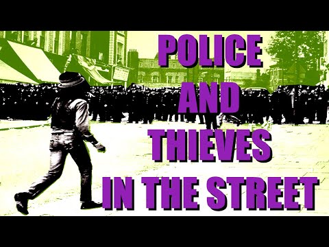 'Police and Thieves' & The Notting Hill Carnival of 1976