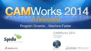 Novidades CamWorks 2014