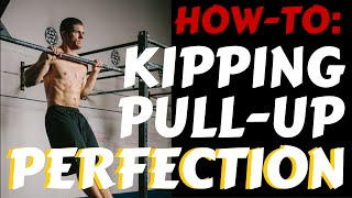 How To Do Kipping Pullups for WODs (WODprep Tutorial)