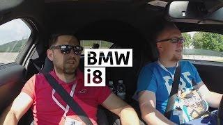 Смотреть онлайн Обзор крутого BMW i8 2014 года