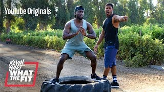 Kevin Hart Works It on The Farm
