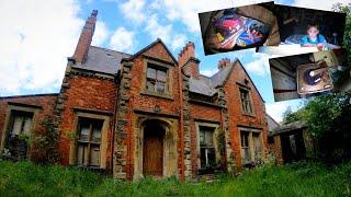 Family Vanished From Station Manor House | Abandoned Places UK | Abandoned Places