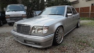 Carlsson W124 E320 VIP from Japan