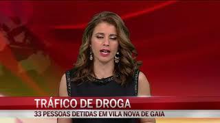 Tráfico De Droga Em Gaia Leva A 23 Detenções