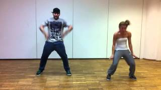 Midnight Caller - Chase & Status feat. Clare Maguire - by OscaRnB [film street dance 2 3D]