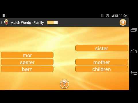 Video of Learn Danish 6,000 Words